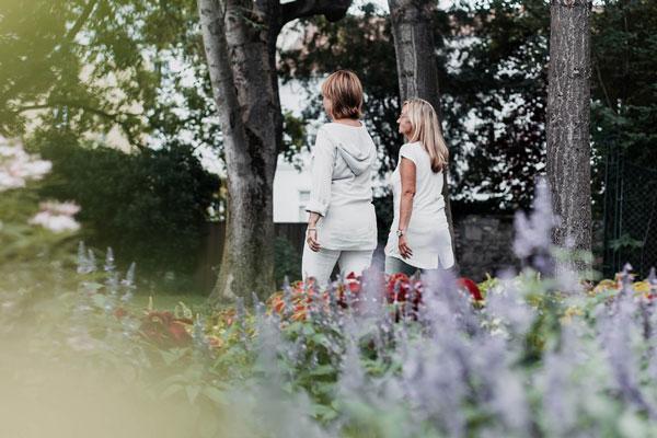 Seniorenresidenz Wr Neustadt Natur Garten